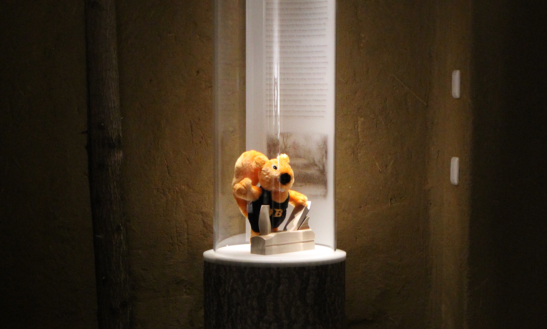 Ausstellungsmodul Infobaum