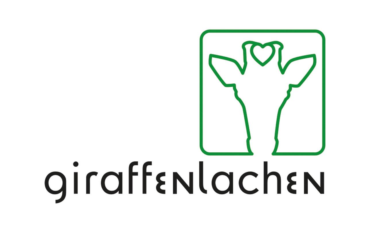 Logo Giraffenlachen
