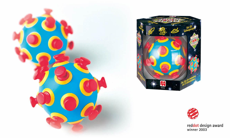 MemoGlobe Produktdesign