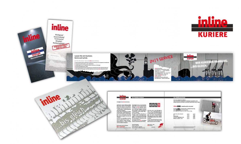 inline CI Übersicht