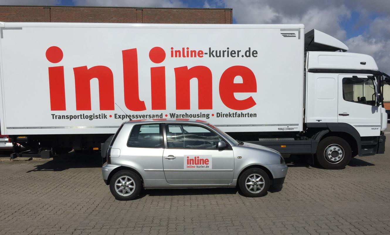 inline CI Fahrzeuge