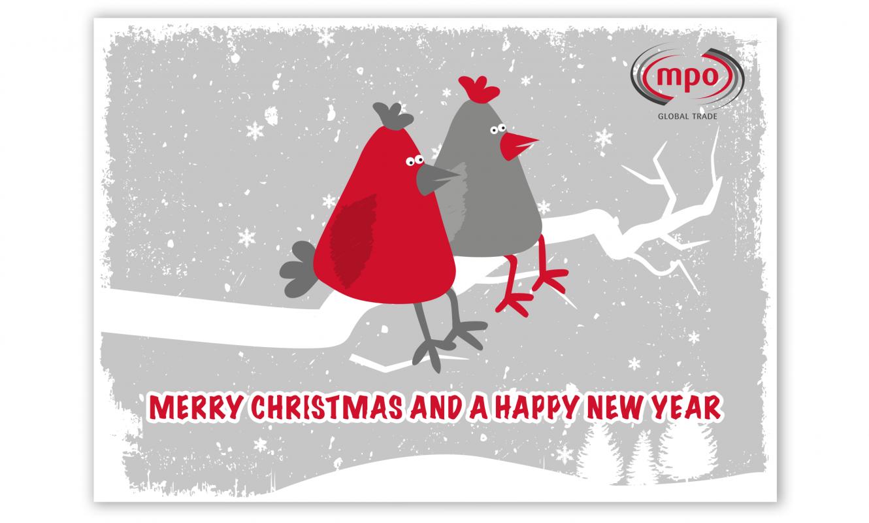 mpo Weihnachtskarte