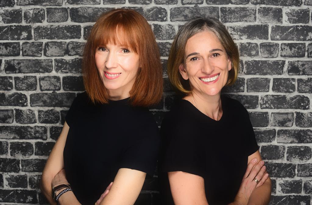 Angela Lehmann und Heike Seemann, Geschäftsführerinnen